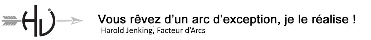 Harold Jenking, facteur d'Arcs